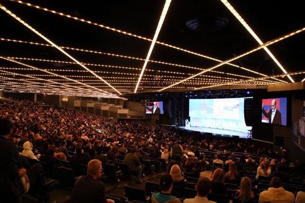 Synergy Global Forum прошёл в Нью-Йорке