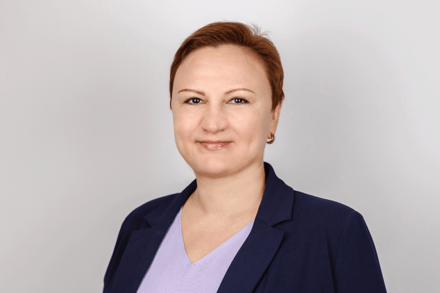Директор Synergy Communications Елена Карпова
