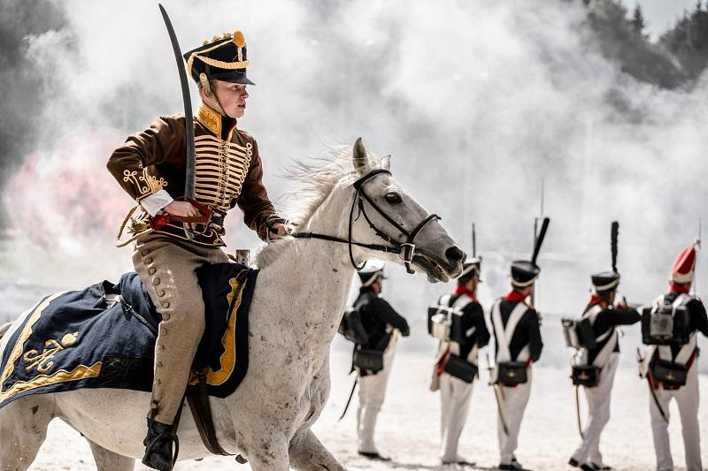 Иммерсивный урок истории «1812. Батарея Раевского»