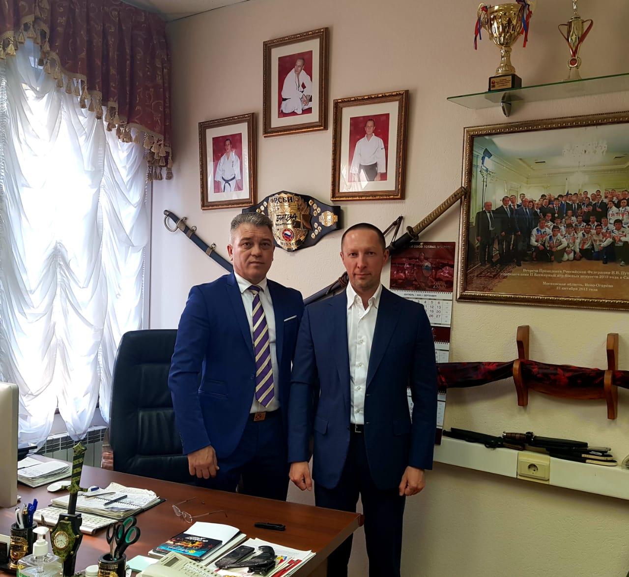 Университет «Синергия» и РСБИ стали деловыми партнёрами