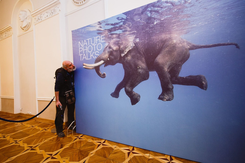 «Синергия» и Союз Фотографов Дикой Природы провели первый форум Nature Photo Talks