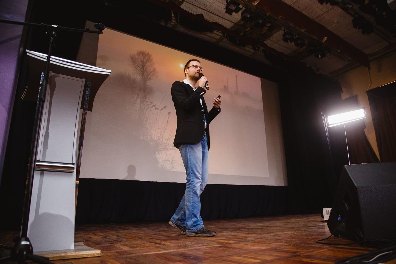 Спикером форума Nature Photo Talks выступил Владимир Медведев