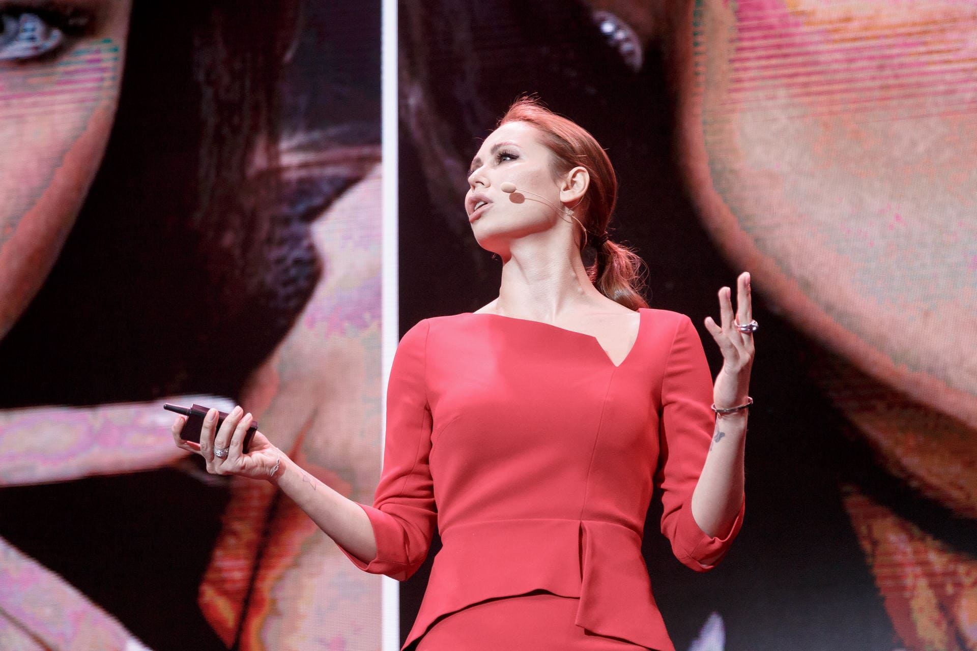В Москве прошёл Synergy Woman Forum 2020