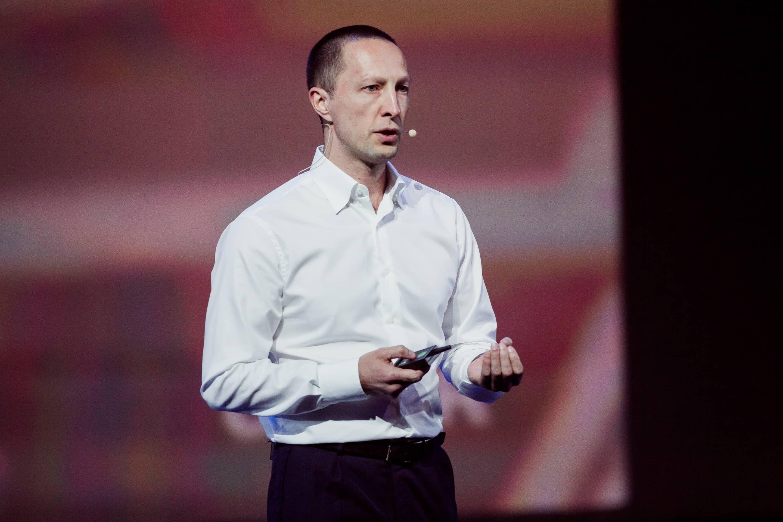 На форуме «Территория бизнеса» Вадим Лобов рассказал о digital-трендах