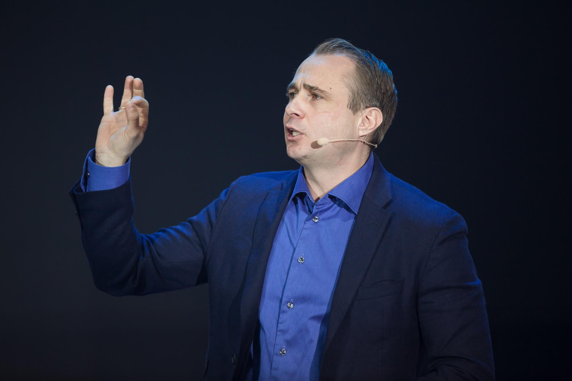 Оскар Хартманн – спикер форума «Мой бизнес в Москве»