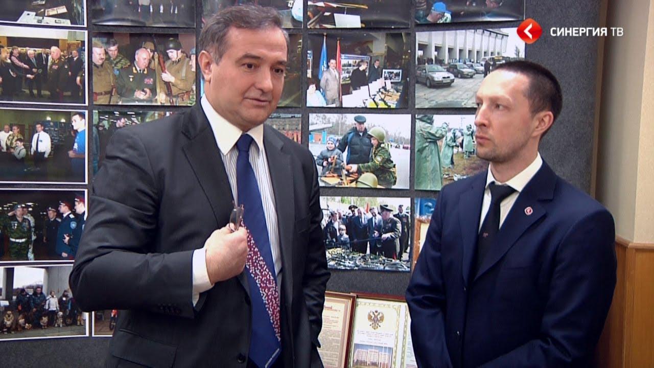 «Синергия» и ДОСААФ стали деловыми партнёрами