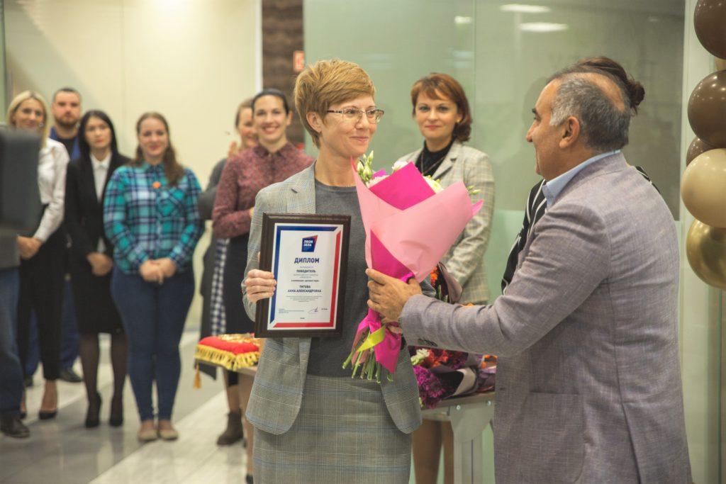 Подписание соглашения Корпорации «Синергия» с центром «Мой бизнес» на Камчатке