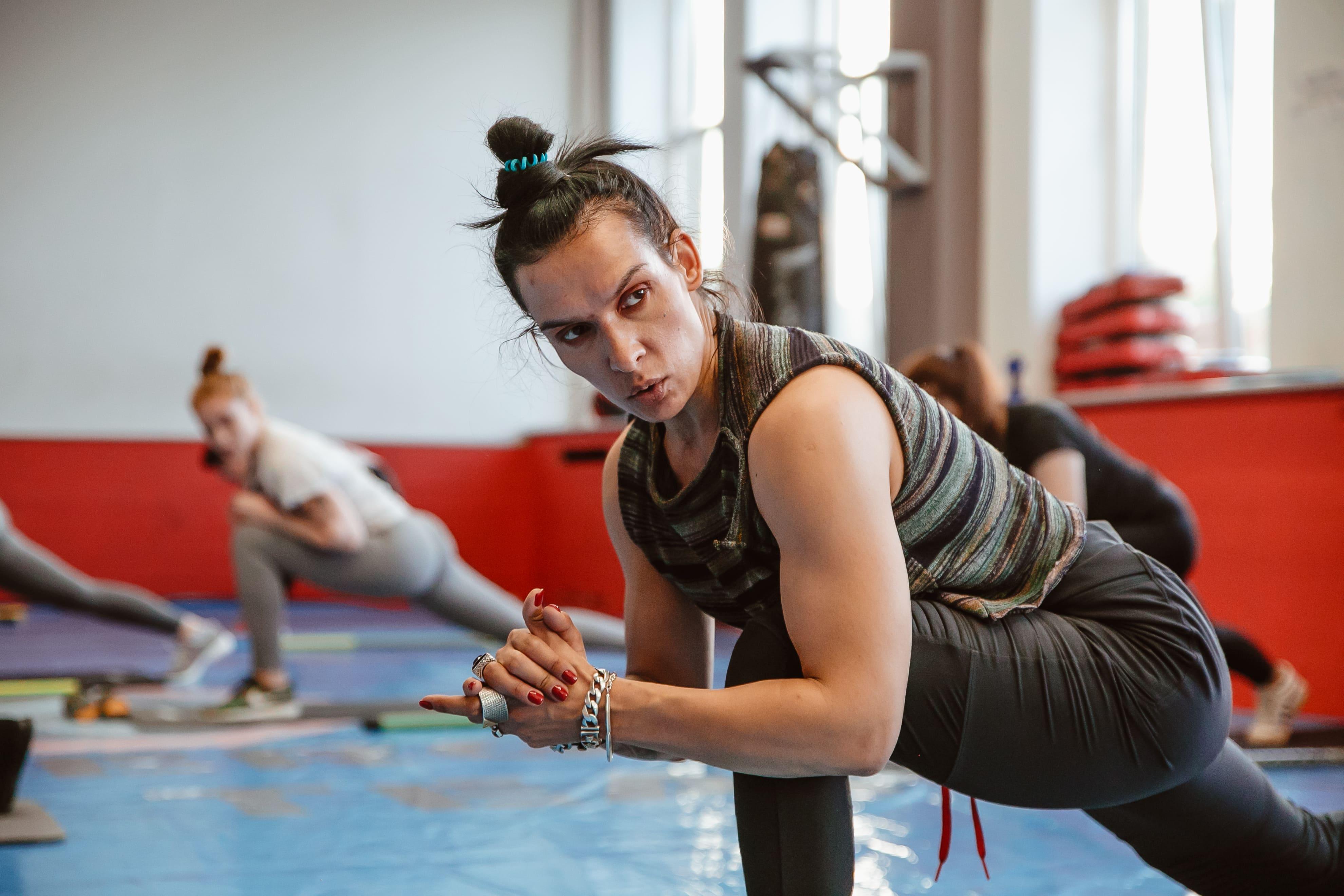 Университет «Синергия» открыл новую фитнес-студию Synergy Mix Training