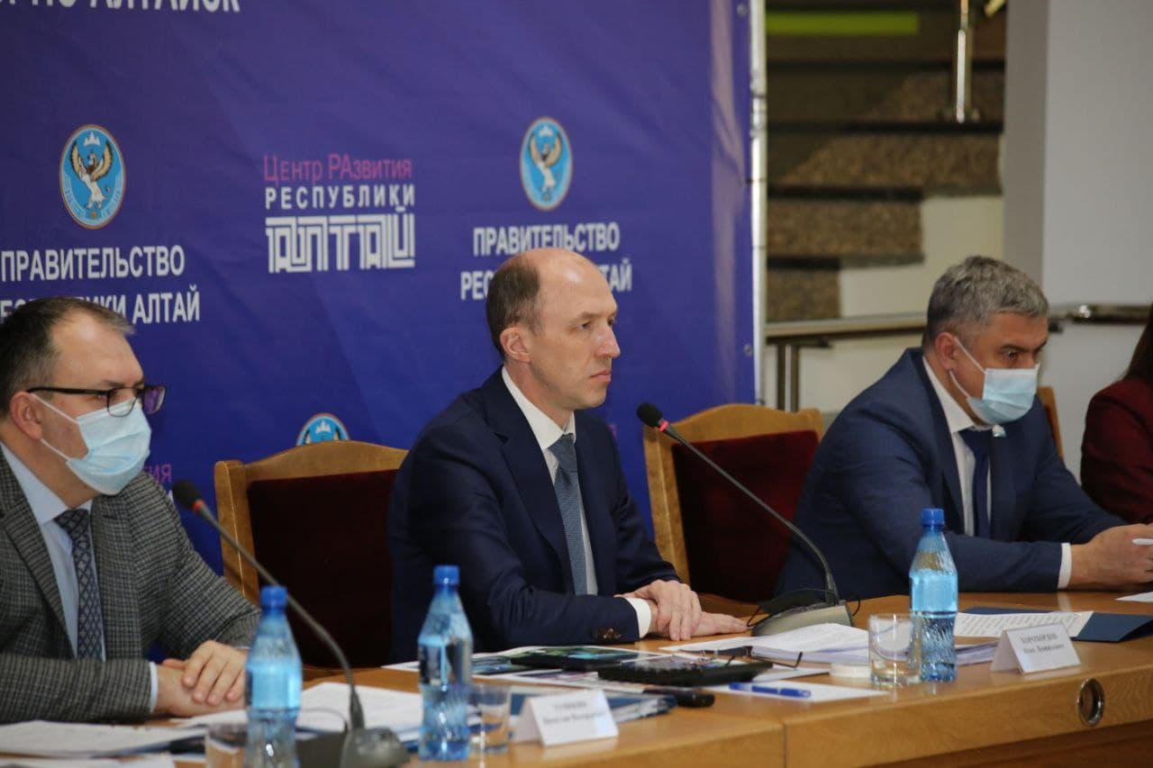 «Синергия» приняла участие в заседании совета Республики Алтай по развитию туризма