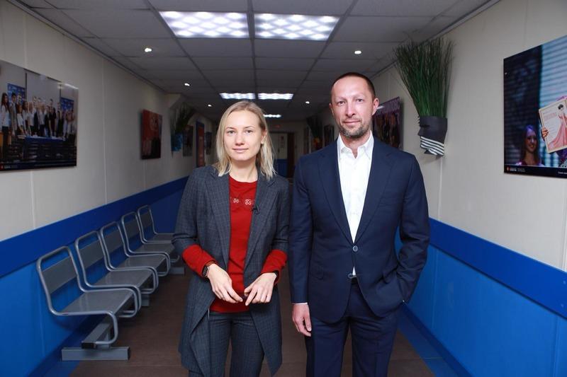 Ирина Плещева встретилась со студентами «Синергии»