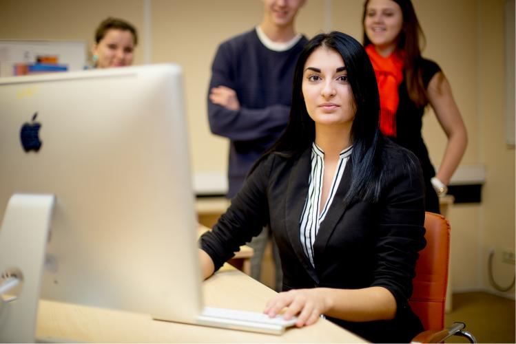 «Синергия» открыла первый в стране факультет интернет-профессий