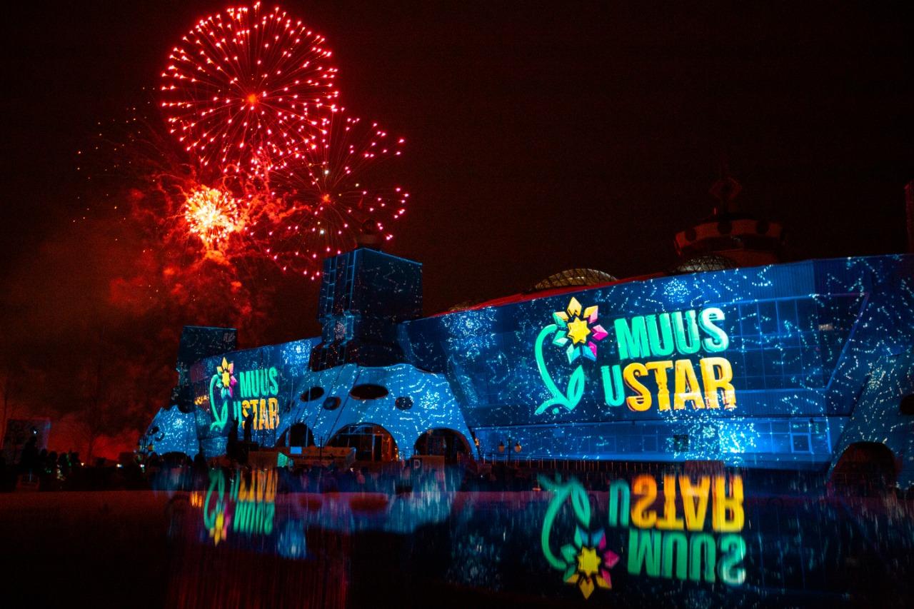В Якутии завершился первый молодёжный фестиваль MUUS uSTAR