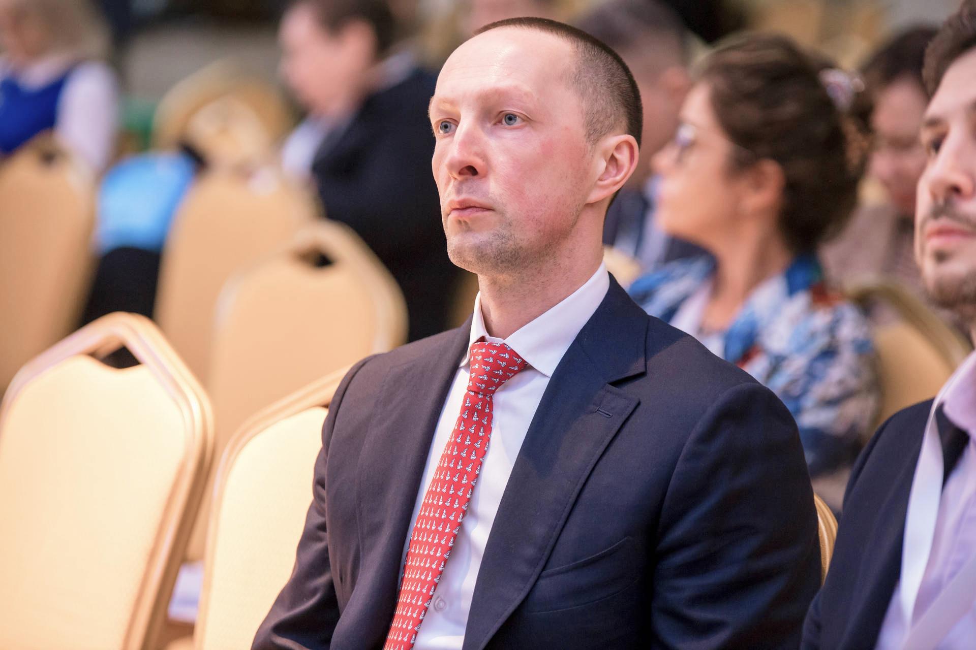 Вадим Лобов выступил на стратегической сессии «Демография – 2035»