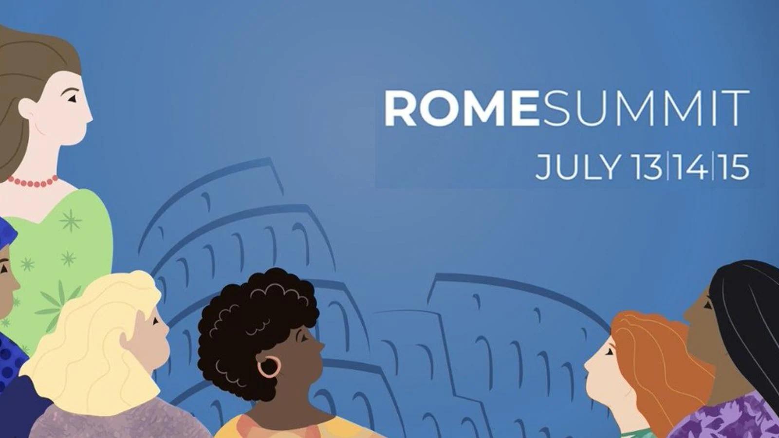Представители «Синергии» выступили на саммите «Женской двадцатки» в Риме