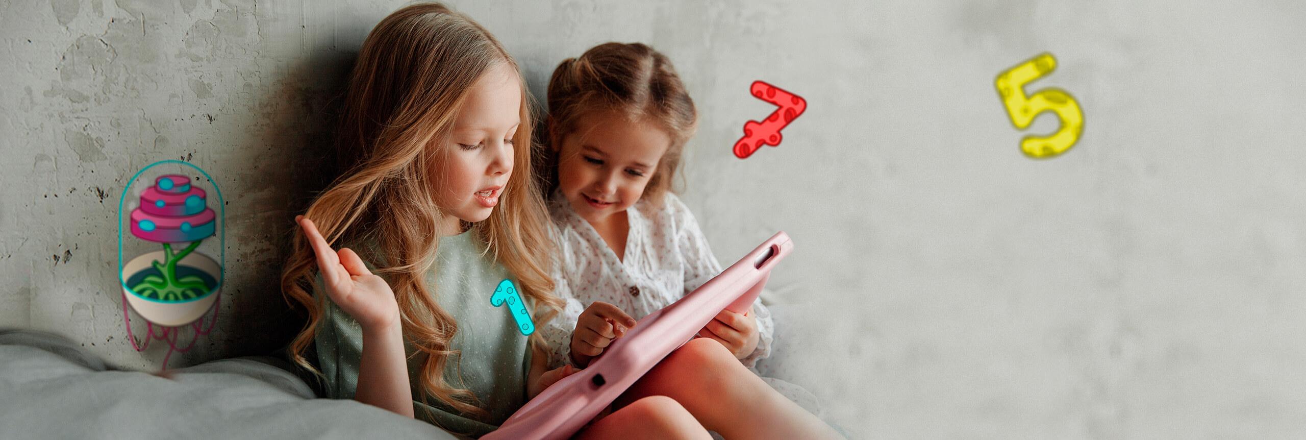 Университет «Синергия» запустил мобильное приложение для обучения детей