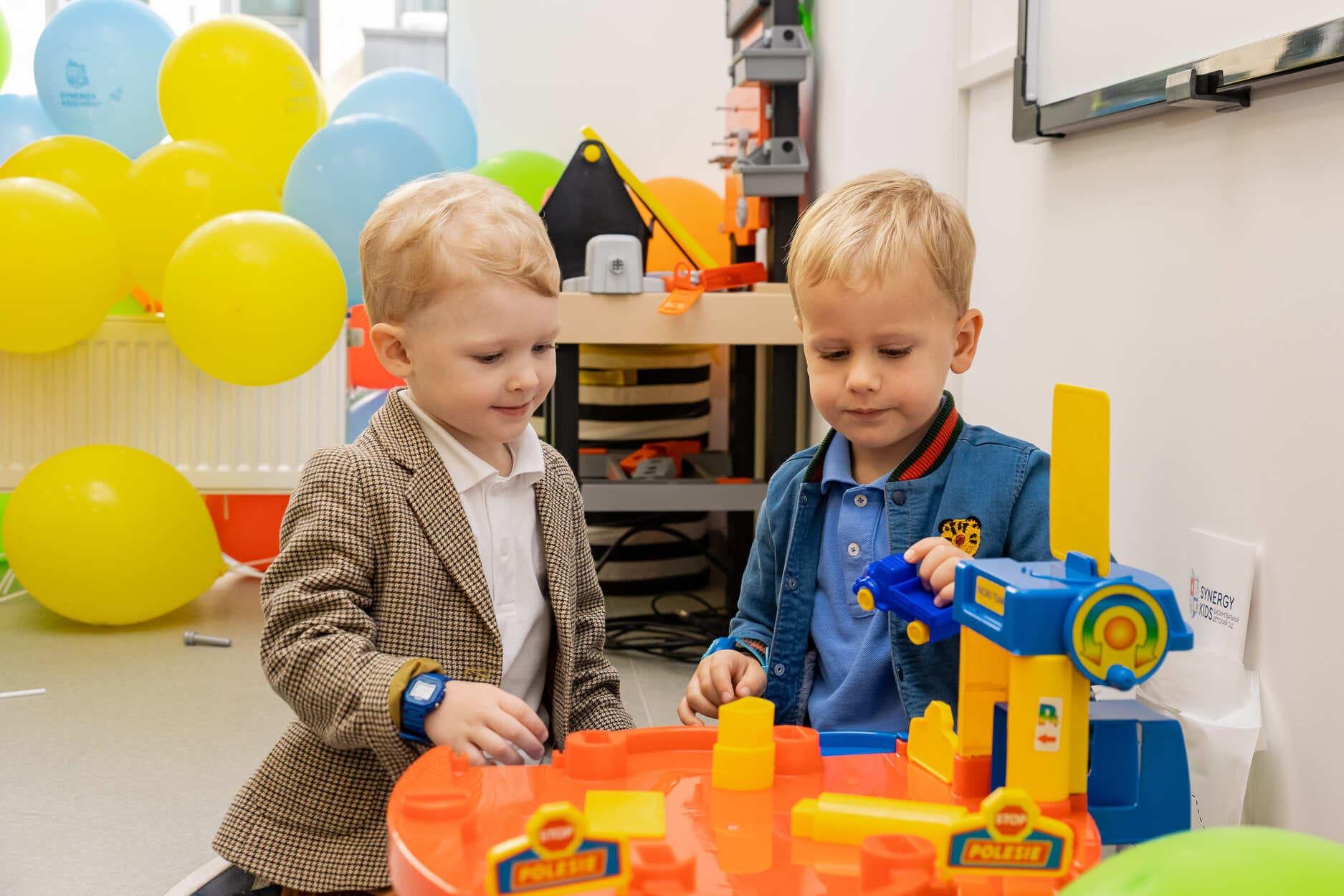 Корпорация «Синергия» открыла билингвальный детский сад Synergy Kids
