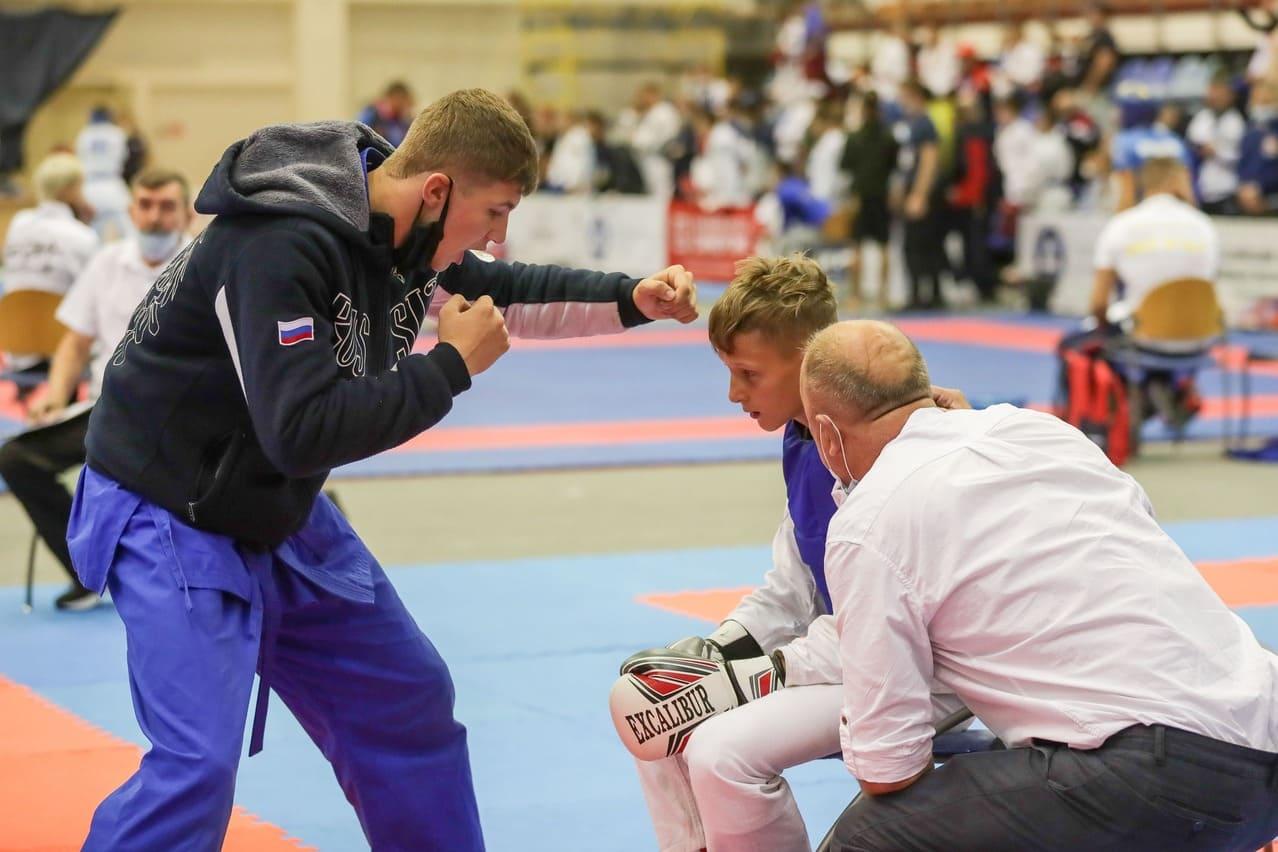 Стартовали XIII открытые Всероссийские юношеские Игры боевых искусств