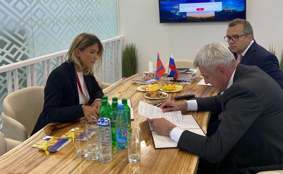 Корпорация «Синергия» подписала соглашение с Магаданской областью