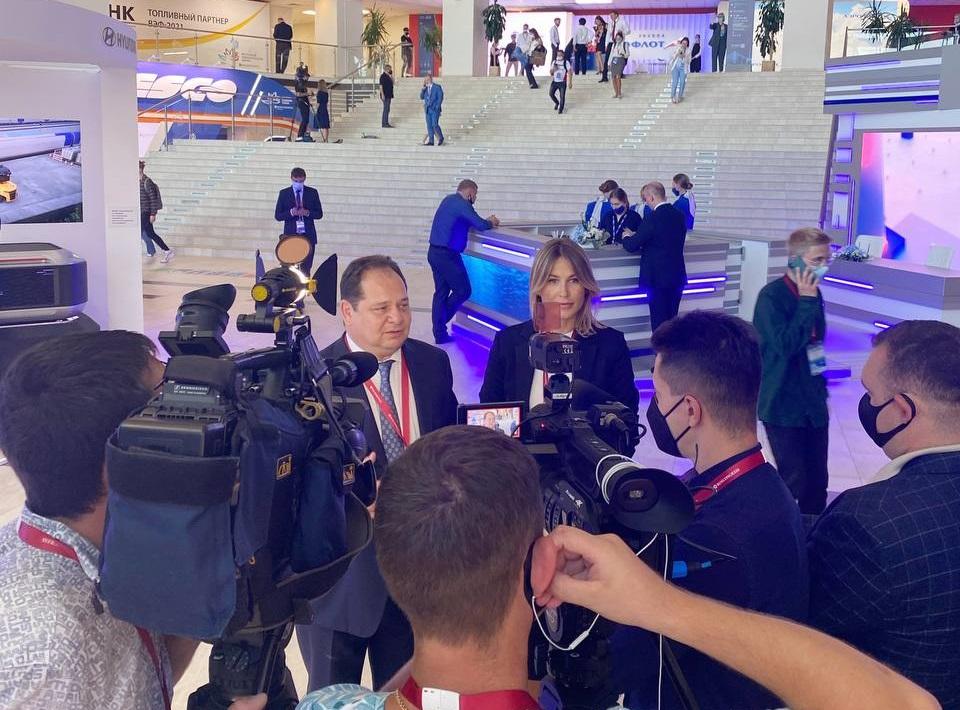 Корпорация «Синергия» приняла участие в VI Восточном экономическом форуме