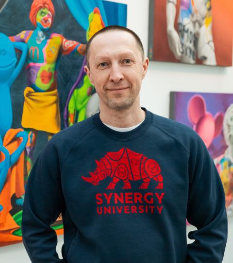 Вадим Лобов посетил ярмарку и форум Art Russia Forum 2021