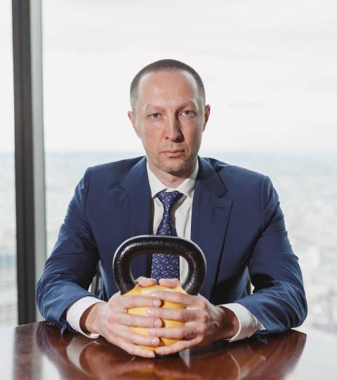 Вадим Лобов – президент Корпорации «Синергия»