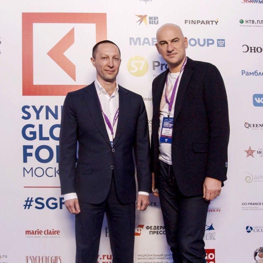 Радислав Гандапас – постоянный спикер SGF