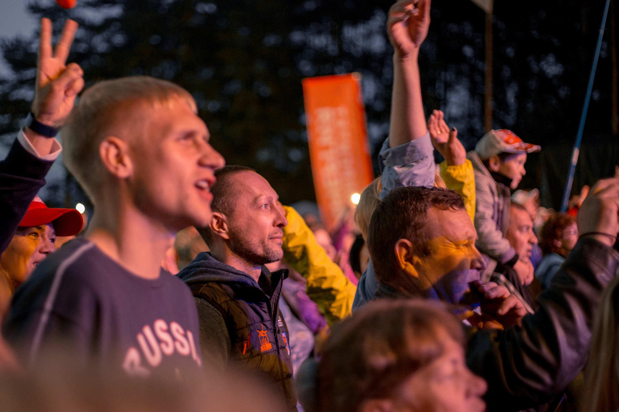Фестиваль «Архстояние» в Николе-Ленивце