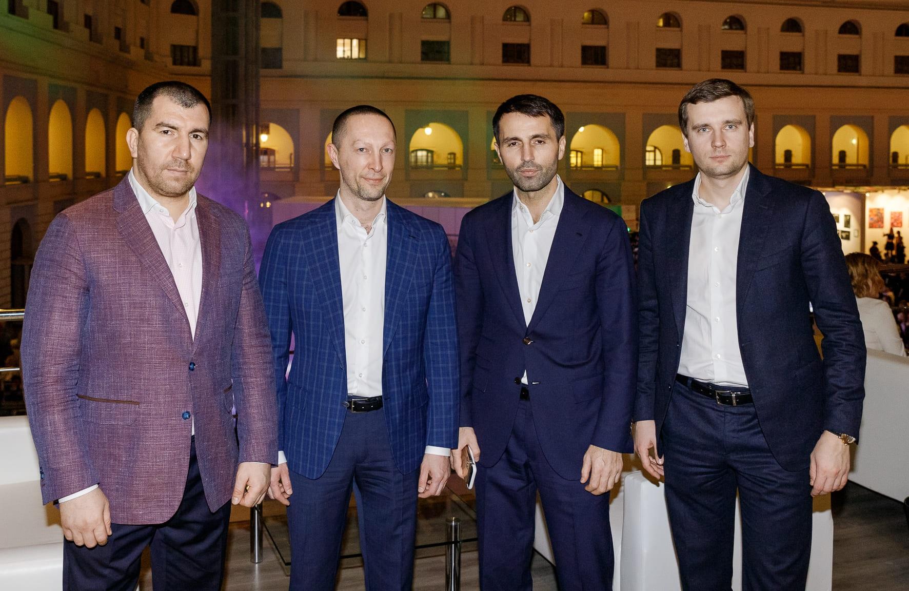 Вадим Лобов посетил выставку и форум Art Russia 2020