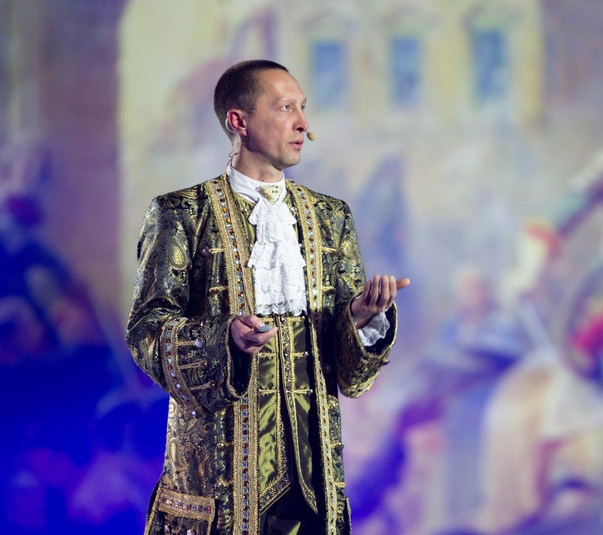 Выступление Вадима Лобова на форуме «Цивилизация»