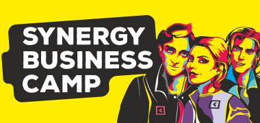 Synergy Business Camp – летний бизнес-лагерь для школьников, заинтересованных в открытии своего дела
