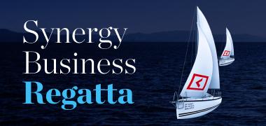 Synergy Business Regatta – бизнес-путешествие на яхтах от ведущей школы бизнеса России