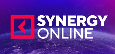 Цифровая платформа для обучения с еженедельными онлайн-событиями Synergy.Online