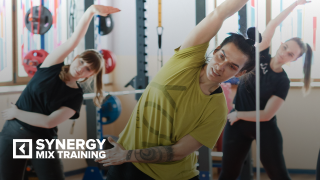 Спортивный проект Synergy Mix Training